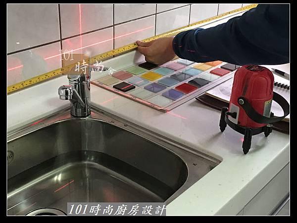@不鏽鋼檯面一字廚房設計 廚具工廠直營  作品分享:永和謝s公館 (39).JPG
