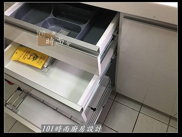 @不鏽鋼檯面一字廚房設計 廚具工廠直營  作品分享:永和謝s公館 (57).JPG