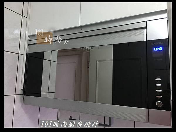 @不鏽鋼檯面一字廚房設計 廚具工廠直營  作品分享:永和謝s公館 (60).JPG