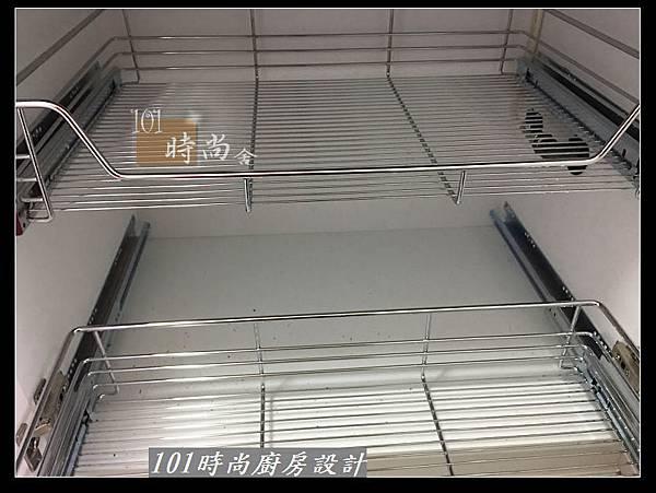 @不鏽鋼檯面一字廚房設計 廚具工廠直營  作品分享:永和謝s公館 (63).JPG