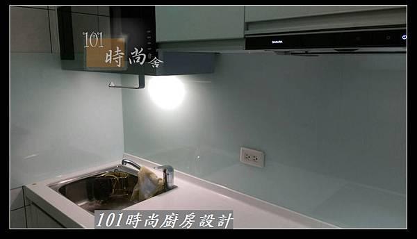 @不鏽鋼檯面一字廚房設計 廚具工廠直營  作品分享:永和謝s公館 (83).JPG