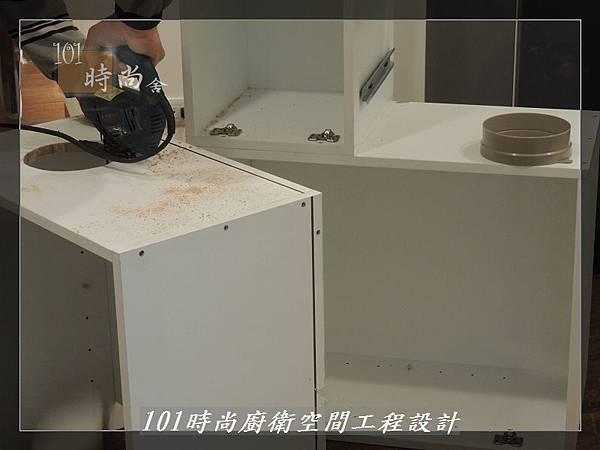 @不鏽鋼檯面一字廚房設計 廚具工廠直營  作品分享:內湖張公館(65).JPG