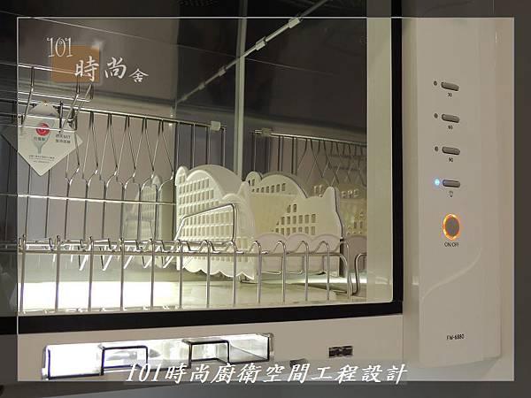 @不鏽鋼檯面一字廚房設計 廚具工廠直營  作品分享:內湖張公館(137).JPG