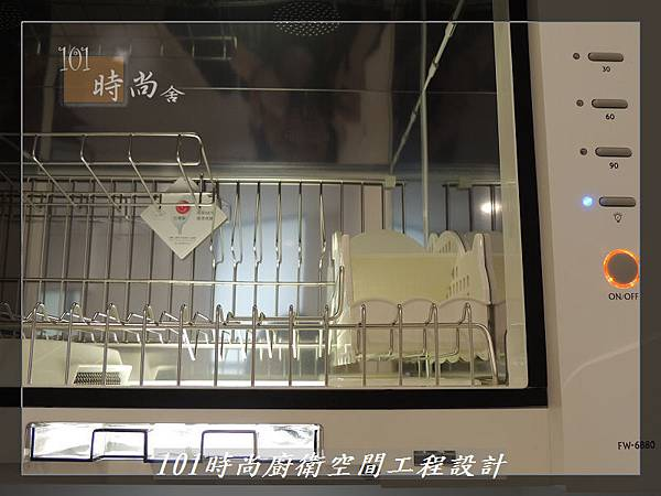 @不鏽鋼檯面一字廚房設計 廚具工廠直營  作品分享:內湖張公館(140).JPG