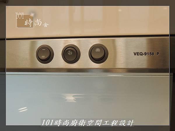 @不鏽鋼檯面一字廚房設計 廚具工廠直營  作品分享:內湖張公館(162).JPG