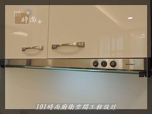 @不鏽鋼檯面一字廚房設計 廚具工廠直營  作品分享:內湖張公館(163).JPG