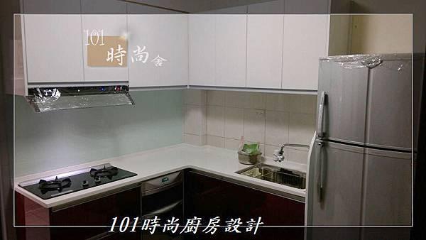 @L字型廚房設計 廚具工廠直營 作品分享:楊梅丁公館(139).JPG