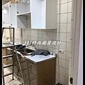 @不鏽鋼檯面一字廚房設計 廚具工廠直營  作品分享:德惠街陳公館(19).JPG