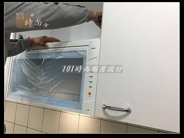 @不鏽鋼檯面一字廚房設計 廚具工廠直營  作品分享:德惠街陳公館(34).JPG