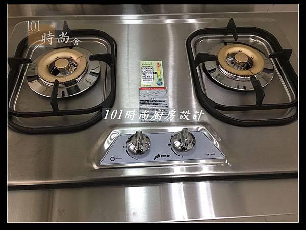 @不鏽鋼檯面一字廚房設計 廚具工廠直營  作品分享:德惠街陳公館(83).JPG