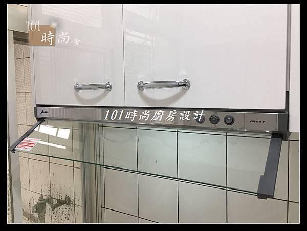 @不鏽鋼檯面一字廚房設計 廚具工廠直營  作品分享:德惠街陳公館(94).JPG