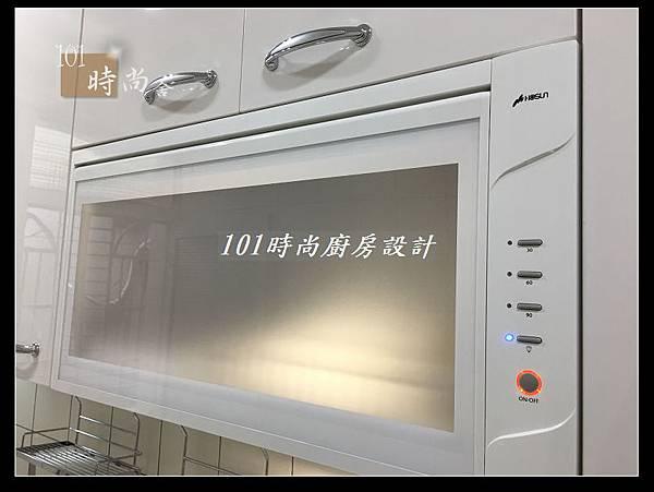 @不鏽鋼檯面一字廚房設計 廚具工廠直營  作品分享:德惠街陳公館(107).JPG