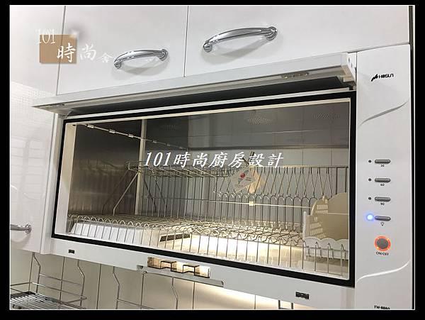@不鏽鋼檯面一字廚房設計 廚具工廠直營  作品分享:德惠街陳公館(109).JPG