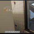 @人造石檯面一字型廚房設計 廚具工廠直營 作品分享:南港林公館(2).jpg
