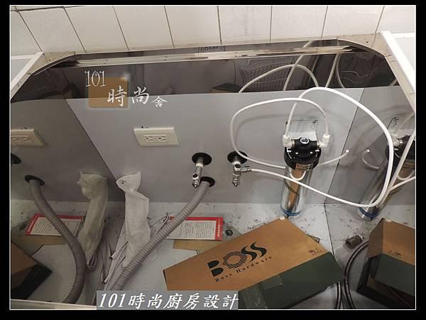 @人造石檯面一字型廚房設計 廚具工廠直營 作品分享:南港林公館(00).jpg