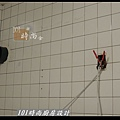 @人造石檯面一字型廚房設計 廚具工廠直營 作品分享:南港林公館(5).jpg