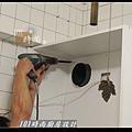 @人造石檯面一字型廚房設計 廚具工廠直營 作品分享:南港林公館(9).jpg