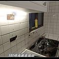 @人造石檯面一字型廚房設計 廚具工廠直營 作品分享:南港林公館(16).jpg