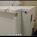@人造石檯面一字型廚房設計 廚具工廠直營 作品分享:南港林公館(18).jpg
