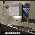 @人造石檯面一字型廚房設計 廚具工廠直營 作品分享:南港林公館(19).jpg