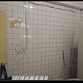 @人造石檯面一字型廚房設計 廚具工廠直營 作品分享:南港林公館(21).jpg