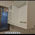 @人造石檯面一字型廚房設計 廚具工廠直營 作品分享:南港林公館(22).jpg
