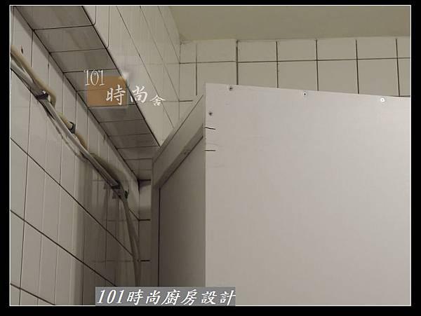 @人造石檯面一字型廚房設計 廚具工廠直營 作品分享:南港林公館(26).jpg