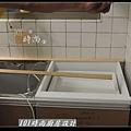 @人造石檯面一字型廚房設計 廚具工廠直營 作品分享:南港林公館(33).jpg