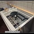 @人造石檯面一字型廚房設計 廚具工廠直營 作品分享:南港林公館(37).jpg