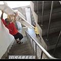 @人造石檯面一字型廚房設計 廚具工廠直營 作品分享:南港林公館(43).jpg