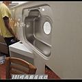 @人造石檯面一字型廚房設計 廚具工廠直營 作品分享:南港林公館(47).jpg