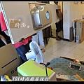 @人造石檯面一字型廚房設計 廚具工廠直營 作品分享:南港林公館(45).jpg