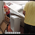 @人造石檯面一字型廚房設計 廚具工廠直營 作品分享:南港林公館(49).jpg