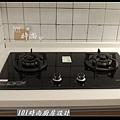 @人造石檯面一字型廚房設計 廚具工廠直營 作品分享:南港林公館(57).jpg