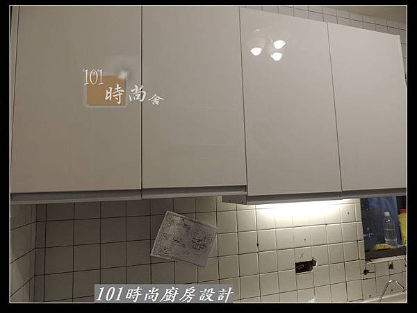@人造石檯面一字型廚房設計 廚具工廠直營 作品分享:南港林公館(55).jpg