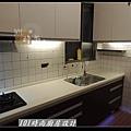 @人造石檯面一字型廚房設計 廚具工廠直營 作品分享:南港林公館(72).jpg