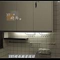 @人造石檯面一字型廚房設計 廚具工廠直營 作品分享:南港林公館(74).jpg