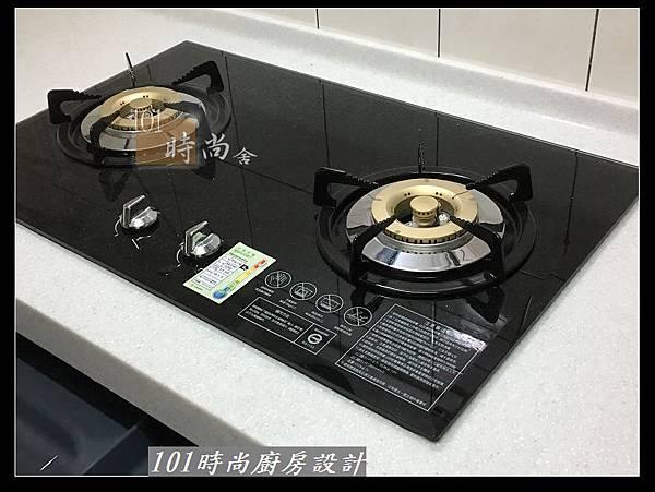 @L字型廚房設計 廚具工廠直營作品分享:中和新生張公館(41).JPG