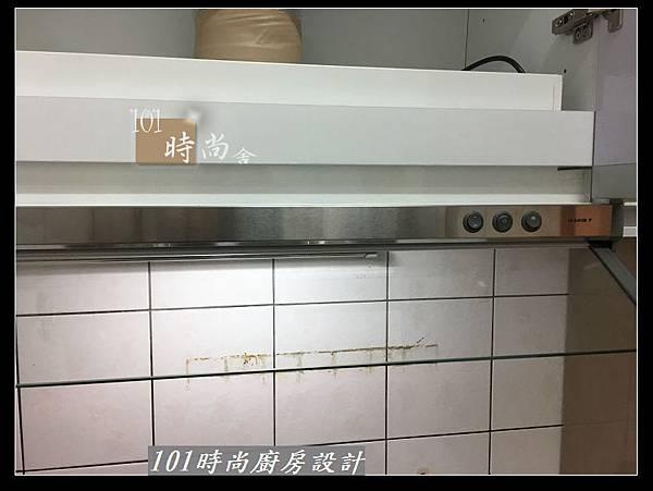 @L字型廚房設計 廚具工廠直營作品分享:中和新生張公館(51).JPG