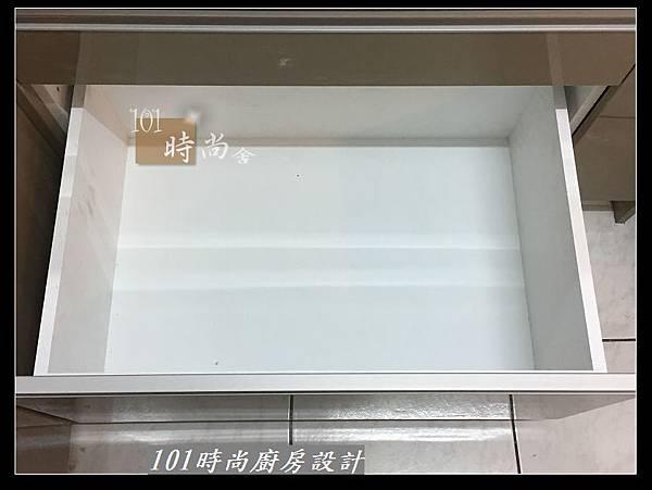 @L字型廚房設計 廚具工廠直營作品分享:中和新生張公館(57).JPG