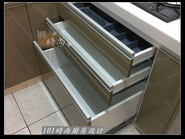 @L字型廚房設計 廚具工廠直營作品分享:中和新生張公館(55).JPG