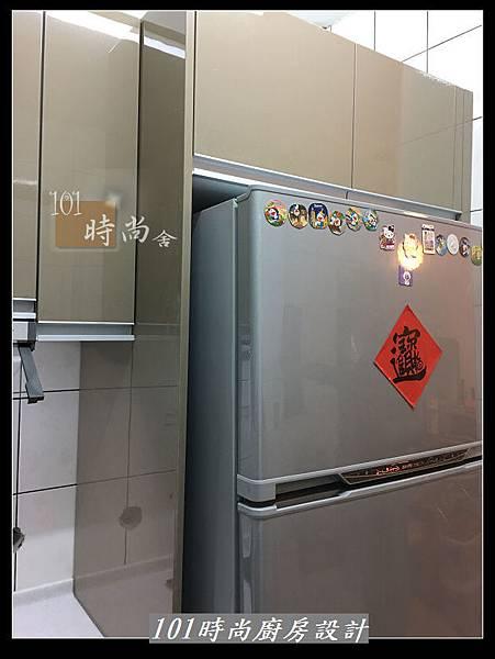 @L字型廚房設計 廚具工廠直營作品分享:中和新生張公館(65).JPG