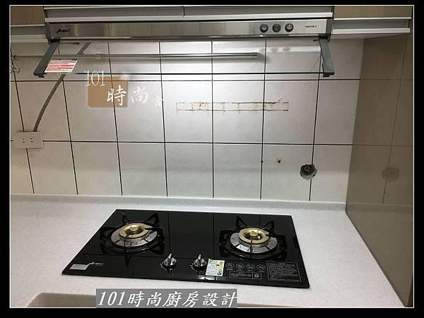 @L字型廚房設計 廚具工廠直營作品分享:中和新生張公館(62).JPG