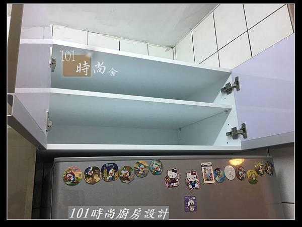 @L字型廚房設計 廚具工廠直營作品分享:中和新生張公館(64).JPG