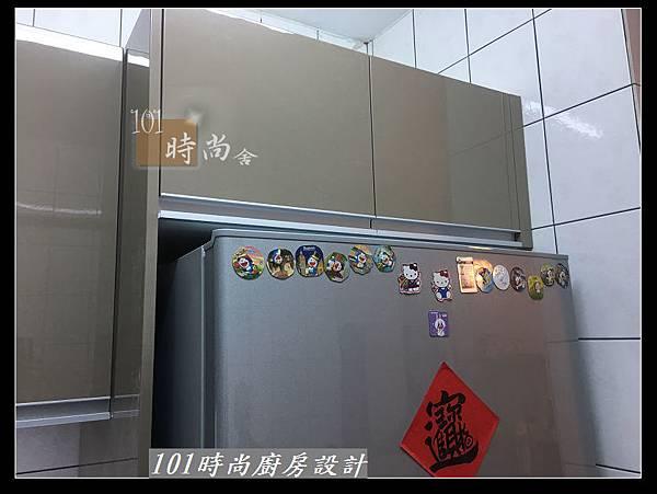 @L字型廚房設計 廚具工廠直營作品分享:中和新生張公館(63).JPG