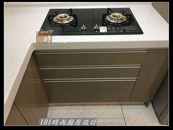 @L字型廚房設計 廚具工廠直營作品分享:中和新生張公館(66).JPG