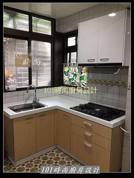 @L字型廚房設計 廚具工廠直營 作品分享:建國北王公館(9).jpg