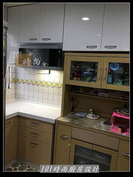 @L字型廚房設計 廚具工廠直營 作品分享:建國北王公館(170).jpg