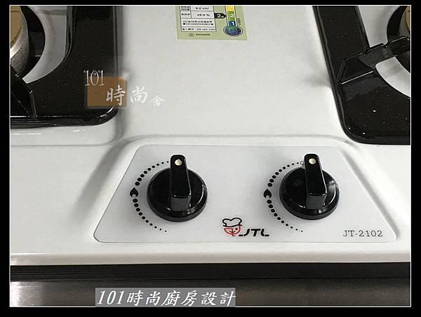 @不鏽鋼檯面廚房設計一字型作品-萬大路張公館(30).JPG