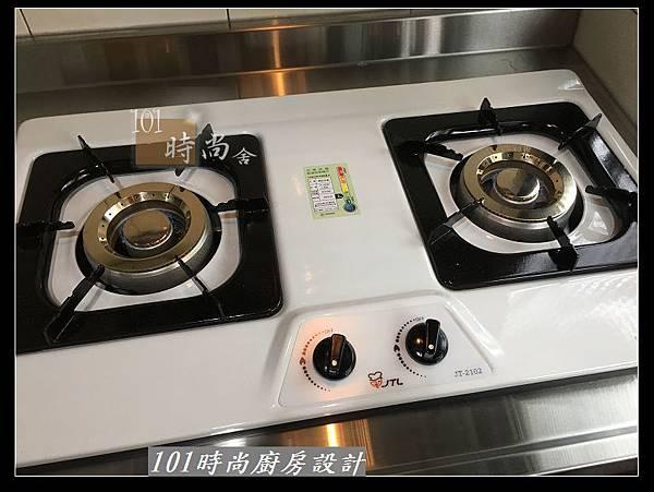 @不鏽鋼檯面廚房設計一字型作品-萬大路張公館(40).JPG